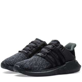 Adidas eqt 93/17 core black!!! Promotion!!