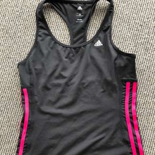 Adidas tank in new condition