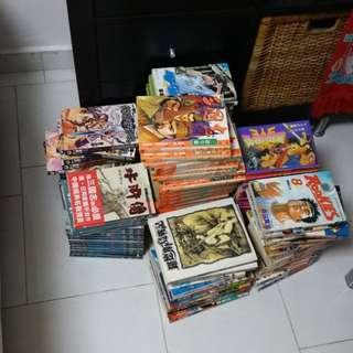 Comics (taiwan & hk)
