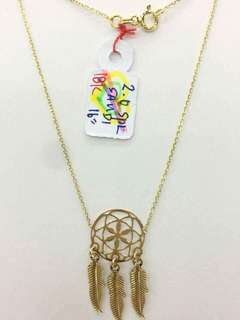 Saudi Gold Necklaces 18K