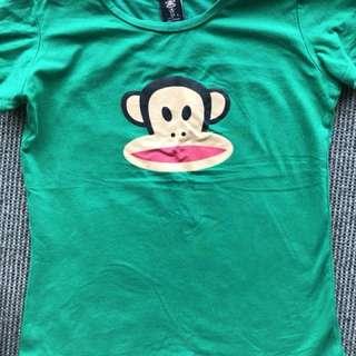 Frank monkey tshirt