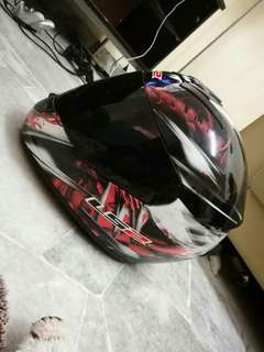 LS2 FULL Face helmet for sale (URGENT)