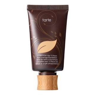 Tarte Amazonian Clay Full Coverage Foundation (available: light-medium neutral and light neutral)