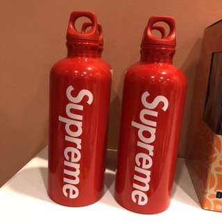 Supreme X Sigg Water Bottle