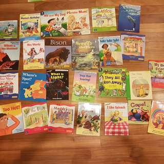 Assortment of Kids Books
