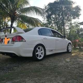 Honda Civic FD Type R