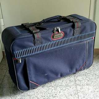 "Satchi Club 26.5"" Retro Luggage Bag"
