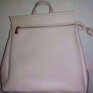 Miniso Nude Backpack