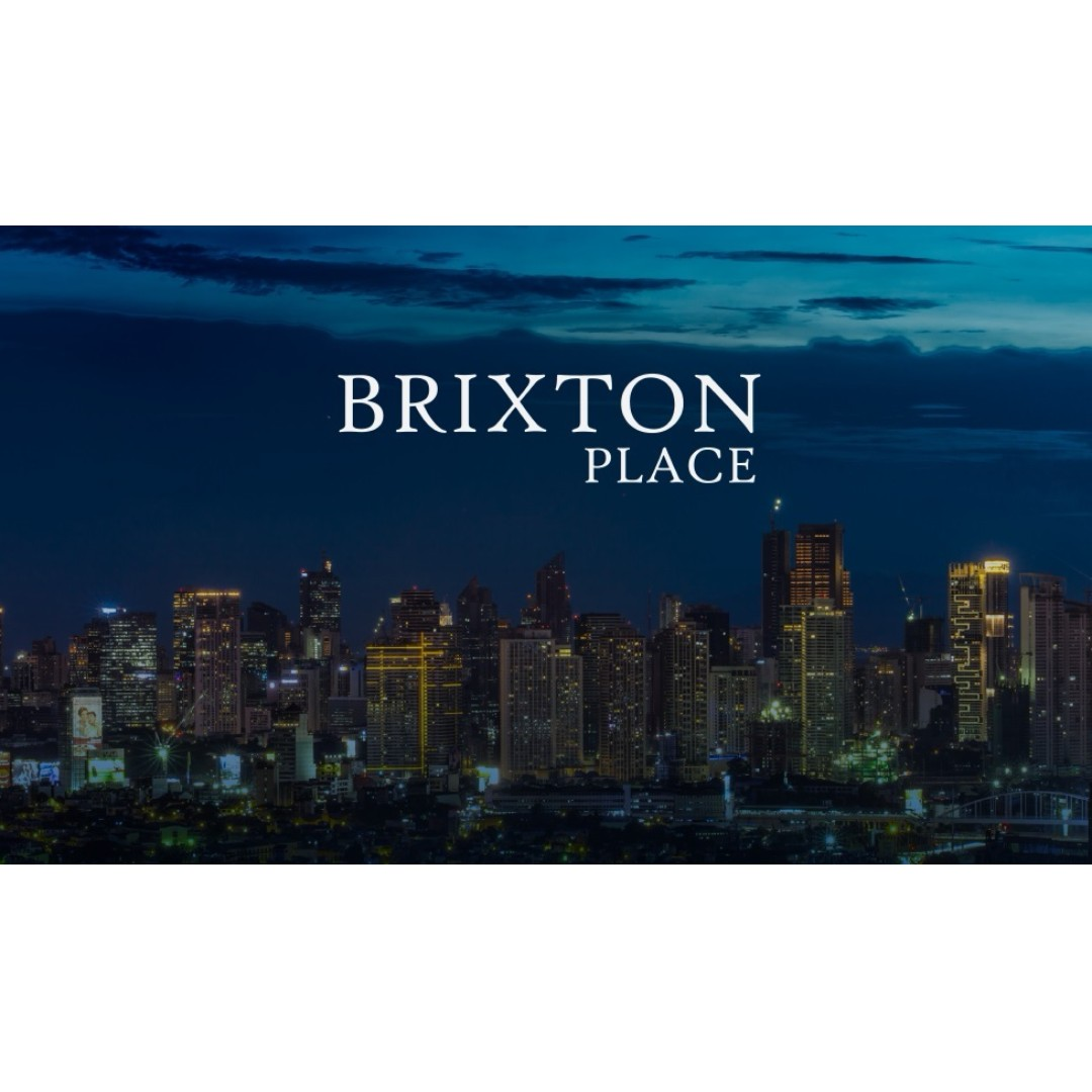 1 UNIT LEFT at BRIXTON PLACE for only PHP 21,212.48 monthly!!!