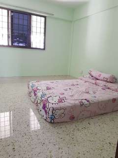Blk 547 new renovation  room for rent