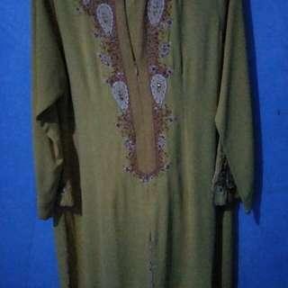 Setelan baju muslim wanita