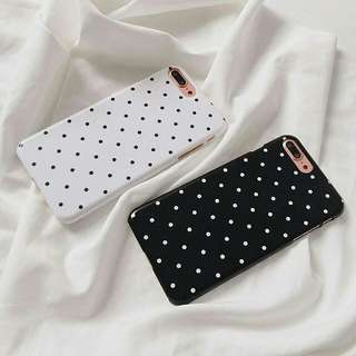 POLKA CASE FOR IPHONE❣️