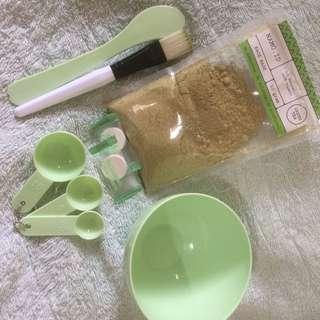 Namo.id masker wajah + beauty tools