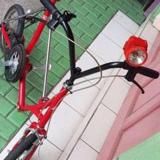 Bridgestone Picnica Folding bike