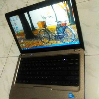 Laptop HP Compaq CQ42