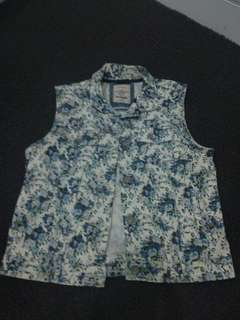 Floral vest by nevada