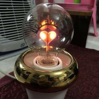 DARK STEVE LAMP