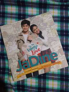 On The Wings of Love Jadine book