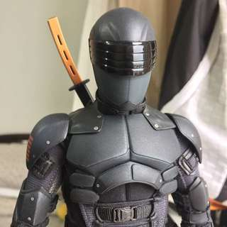 WTS Hot Toys Snake Eyes