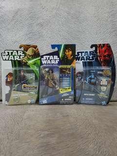 "Star Wars 3.75"" The Clone Wars"