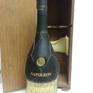 Hardy Napoleon Cognac 哈帝干邑木盒 700ml