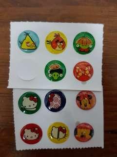 iphone 3GS/4 button sticker