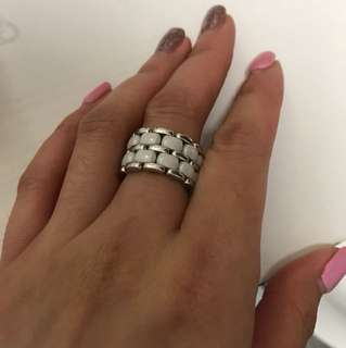 Chanel Ultra Ring SZ:53