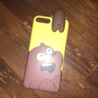 Case iphone 7+ iphone 8+