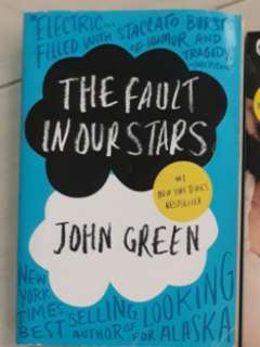 John Green The fauld in our stars