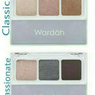 Wardah Nude Eyeshadow
