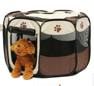 Pet bed kennel