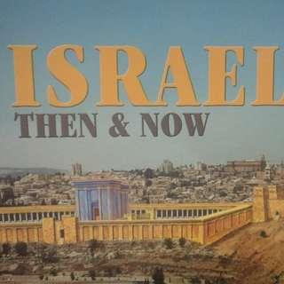 Israel and Jordan guide books