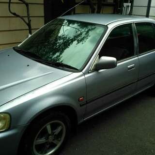 Honda Civic Matic Thn 2000