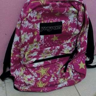 "Jansport Original Bag ""pink color''"
