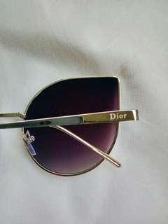Kacamata dior black lens #123moveon