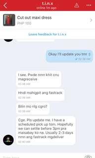 Very makulit need ng pera masyado? Sell it to those who really wanted the items. I won't get it anymore