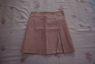 Pink korean skirt