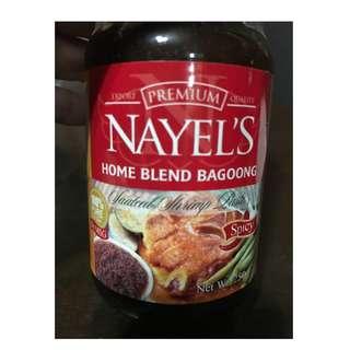 Nayel's Premium Home Blend Bagoong