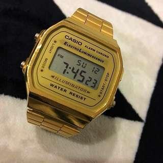 Casio Unisex Vintage Watch
