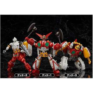 PRE-ORDER : FREEing Dynamic Change - New Getter Robo