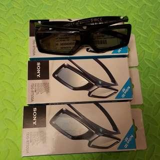 Sony 3D 主動式眼鏡 TDG-BT500A