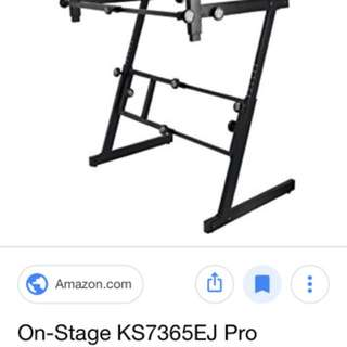 Keyboard Stand (2 tier)