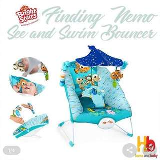 Bright Star Finding Neal See and Swim Bouncer