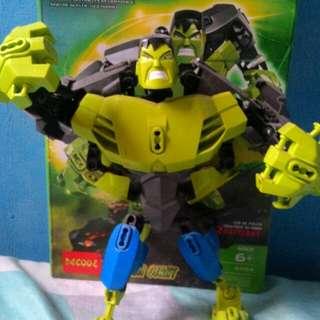 Hulk collectible