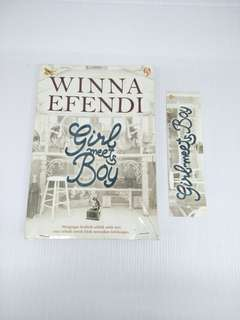 NOVEL WINNA EFENDI GIRL MEETS BOY