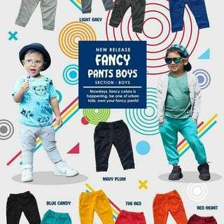 Fancy Pans Boys