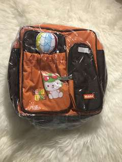 Kiddy baby bag