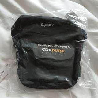 Supreme Shoulder Bag SS18 (Black)