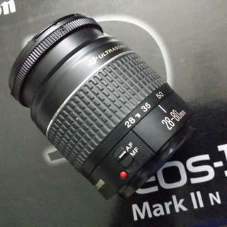 Canon EF 28-80mm lens