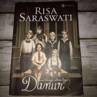 Buku Danur (Risa Saraswati)